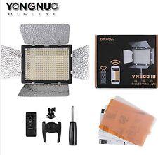 YONGNUO YN-300 III LED  Light 3200K-5500K for Canon Nikon Olympus Pentax