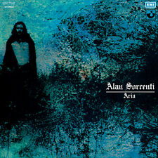 ALAN SORRENTI Aria (ltd.ed.clear green vinyl) LP italian prog