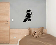 Lego Ninjago Ninja Hero Cool Wall Art Decal Sticker Picture Poster Decorate