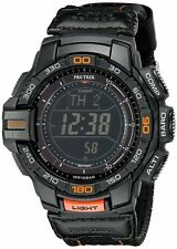CASIO MEN'S PRG270B-1 PRO TREK AVIATOR BLACK WATCH