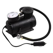 12V Car Electric Mini Compact Compressor Pump Bike Tyre Air Inflator 300PSI 2016