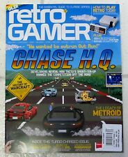 RETRO GAMER Magazine Essential GUIDE To Classic GAMES No 162 CHASE H.Q. Warcraft