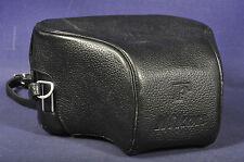 Nikon F Bereitschaftstasche / Everrady Case / Leder Leather / Tasche Bag F 1