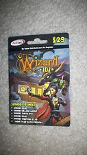 New Wizard 101 SHINOBI BUNDLE Game Card Throwing Star Dragon Mount Crowns new
