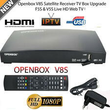 OPENBOX V8S Full HD 1080P Digital Satellite Receiver Freesat PVR TV Box