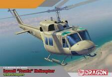 NEW Dragon Models 1/35 IAF UH-1N Helicopter w/IDF Paratroop 3543