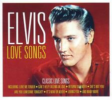 ELVIS PRESLEY - ELVIS LOVE SONGS (NEW SEALED 3CD)