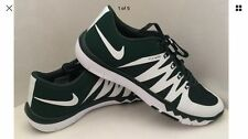 "Nike Men""s Free Trainer 5.0 V6 Amp MICHIGAN STATE SPARTANS Sz11.5 NEW 723939 300"