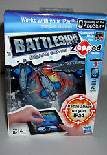 New Battleship Movie Edition Zapped Game Battle Aliens on iPad Download Free App