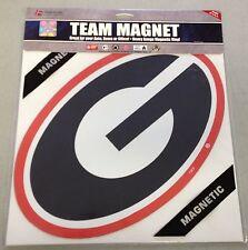 """Georgia Bulldogs DAWGS 12"""" Car Truck Auto Team Logo Magnet  NEW NCAA"""