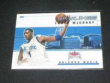 TRACY MCGRADY MAGIC 2002 FLEER AUTHENTIC LIMITED EDITION BASKETBALL CARD /2500