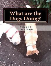 What are the Dogs Doing?: Present Tense Plural Verbs