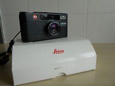 Leica Minilux 2.4/40 black very complete