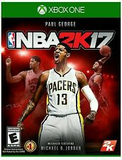NBA 2K17 * XBOX ONE * BRAND NEW FACTORY SEALED!