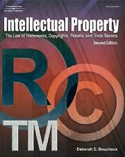 Intellectual Property for Paralegals: The Law of Trademarks, Copyrights, Patents