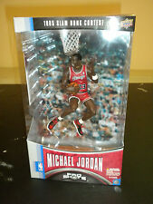 Michael Jordan Upper Deck Pro Shots 1985 Slam Dunk Contest Action Figure