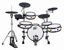 【XM eDrum's 10-Year Anniversary Sale Offer】J-8SR ELECTRONIC DRUM KIT