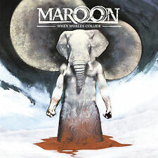 FREE US SH (int'l sh=$0-$3) NEW CD Maroon: When Worlds Collide
