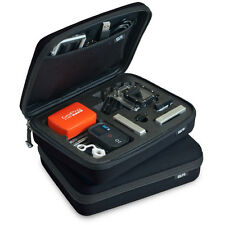 GOPRO SP STORAGE CASE BLACK FOR HERO HD 1 2 3 3+ 4 CAMERAS & ACCESSORIES TRAVEL