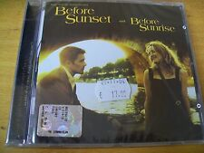 BEFORE SUNSET AND BEFORE SUNRISE  O.S.T.  CD  SIGILLATO