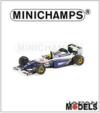 WILLIAMS RENAULT FW16 Ayrton Senna 1994 Minichamps 1/43 Die Cast New Nuovo