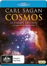 Cosmos: A Personal Voyage: Ultimate Bd Edition (Remastered) NEW B Region Blu Ray