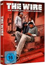 DVD - THE WIRE Die komplette vierte Staffel 4 SEASON FOUR