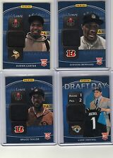 Luke Joeckel 2013 Panini Father's Day Draft Day Materials Hat RC