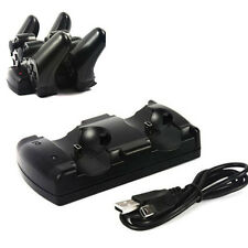 Practice Charging Dock Station USB Hub Power Stand for PS3 Dual Shock Controller
