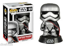 Figura vinile Captain Phasma Star Wars VII Pop Funko bobble-head Vinyl figure 65
