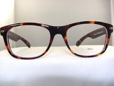 NEW SOHO 101 LARGE TORTOISE EYEGLASS FRAME