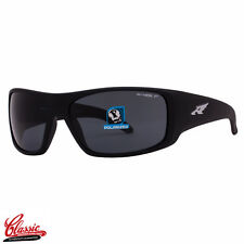 ARNETTE SUNGLASSES LA PISTOLA 4179 447/81 Matt Black Frame POLARIZED