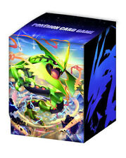 Japanese Pokemon XY RAYQUAZA EMERALD BREAK DECK BOX BRAND NEW!!
