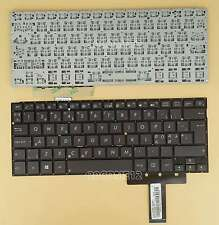 NEW FOR Asus UX32 UX32A UX32LA UX32LN UX32VD UX32V Keyboard Nordic No Frame
