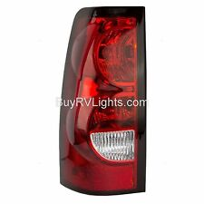 MONACO SIGNATURE FORTRESS IV 2007 LEFT DRIVER TAILLIGHT TAIL LIGHT REAR LAMP RV