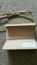 """Marks and Spencers"" ladies small beige Wallet/Travel Purse"