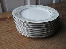 Noritake Savannah 2031 Eight Bread Plates