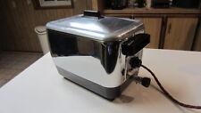 Vintage Dormeyer Fri-Well w/ Basket & Front Oil Drain, Model 6000, Works Great!