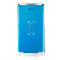 LG GD580 - Lollipop 3.2MP Music 3G Phone Unlocked BLUE Free Shipping