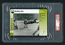 PSA 10  BOBBY ORR Grolier Hockey Card #63-10 Beautiful Gem Mint Card