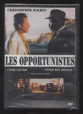 NEUF DVD Les Opportunistes CHRISTOPHER WALKEN CYNDI LAUPER PETER MAC DONALD