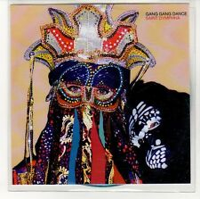 (EN786) Gang Gang Dance, Saint Dymphna Sampler - DJ CD
