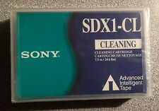 SONY SDX1-CL AIT CLEANING CARTRIDGE - NEW & SEALED