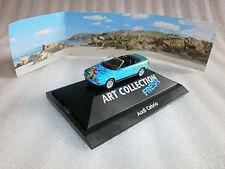 """Herpa 1:87 045025 Audi Cabrio """"Fresh"""" Art Collection in OVP unbespielt"""