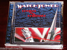 Watchtower: Control And Resistance CD 2012 Divebomb Records USA DIVE028 NEW