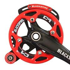 Blackspire DSX C4 MTB MOUNTAIN BIKE CHAIN GUIDE dispositivo ISCG MONTAGGIO ROSSO