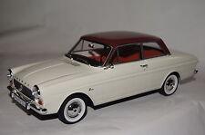Ford Taunus 12M P4 weiß-rot Resin 1:18 BoS neu & OVP 193251