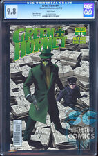 MARK WAID GREEN HORNET #1 - CERTIFIED CGC 9.8 - RELAUNCH - IN STOCK  - HOT !!
