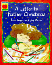 Impey, Rose A Letter to Father Christmas (Orchard Paperbacks) Very Good Book