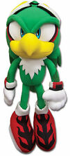 "NEW AUTHENTIC Great Eastern - 8"" Jet the Hawk Plush Doll(GE-52524)Sonic Hedgehog"